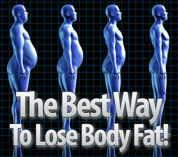 What Is The Best Way To Lose Body Fat Fast
