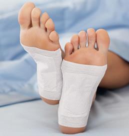 Kinoki Detox Foot Patches