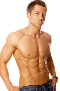six pack abs and dieting