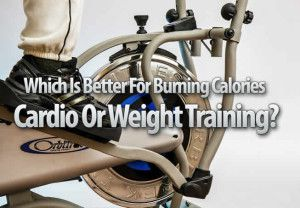 Which is Better for Burning Calories: Cardio or Weight Training?