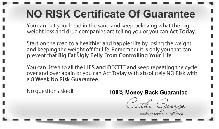 no risk guarantee From Mike Geary